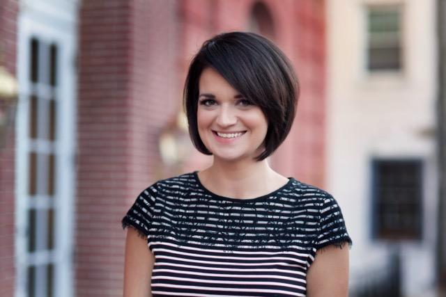 headshot of Cate Whoriskey